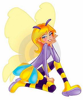 Pretty Fairy Stock Photo - Image: 21169520
