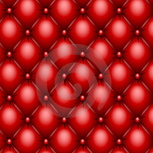 Red Upholstery Texture Stock Images - Image: 21173644