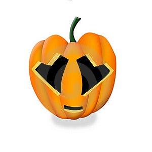 Halloween Pumpkin Clipart. Royalty Free Stock Photos - Image: 21177268