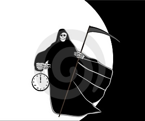Reaper Royalty Free Stock Image - Image: 21177696