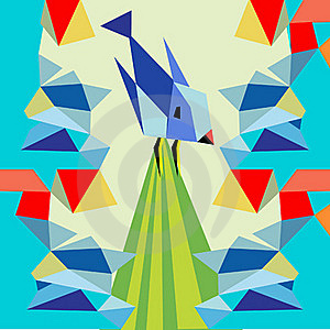 Abstract Bird Royalty Free Stock Photo - Image: 21177735