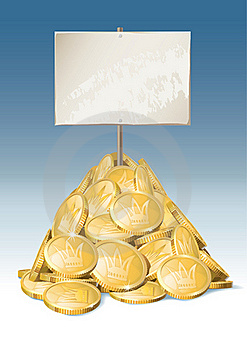 Coins_3 Royalty Free Stock Image - Image: 21177956