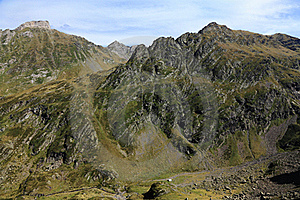 Landscape In Pyrenees Mountains Royalty Free Stock Photography - Image: 21196587