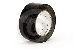 Roll of tape Stock Images