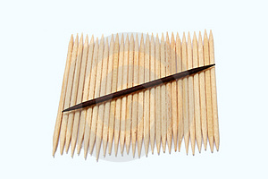 Toothpick Stock Images - Image: 2126114