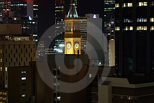 Buildings Royalty Free Stock Image - Image: 2128566