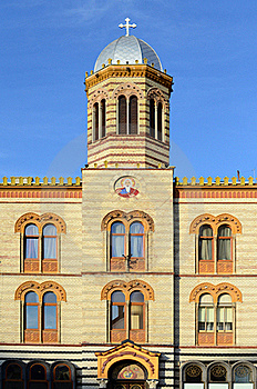 Ortodox Christian Church Stock Photography - Image: 21230072