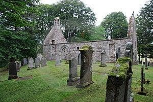 St. Marys Kirk, Auchindoir Royalty Free Stock Photo - Image: 21232635