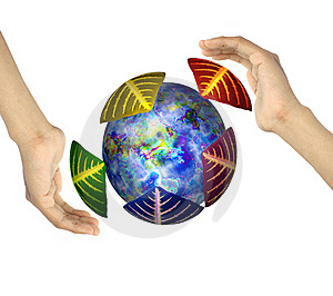Loved The World. Royalty Free Stock Photos - Image: 21235208