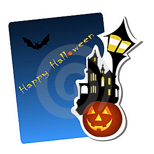 Halloween Background Stock Photos - Image: 21251143