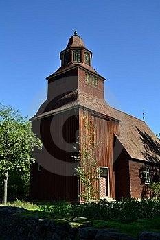 Wooden Church Stock Photos - Image: 21252933