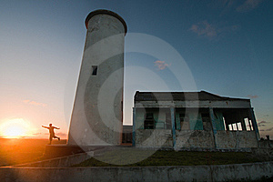 Sunset Royalty Free Stock Photography - Image: 21260247