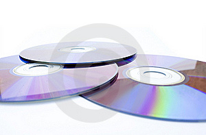 Cd Royalty Free Stock Photos - Image: 21266278