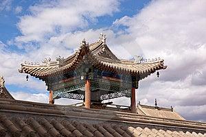 Beizi Temple Stock Images - Image: 21266974