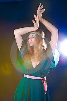Fabulous Girl Royalty Free Stock Photography - Image: 21267397