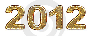 New Year 2012 Background Royalty Free Stock Photos - Image: 21267438