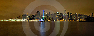 Vancouver BC Canada Downtown Skyline Royalty Free Stock Images - Image: 21280589