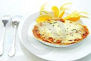Italian Lasagna Royalty Free Stock Photography - Image: 21284517