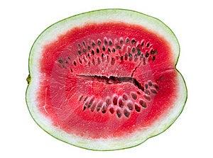 Watermelon Half Stock Images - Image: 21289394