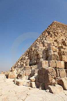 Giza Pyramids, Egypt Royalty Free Stock Images - Image: 21294489