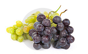 Bunch Of Grapes Royalty Free Stock Images - Image: 21295749