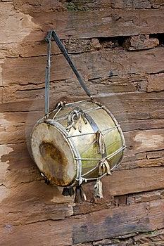 Vintage Drum Royalty Free Stock Photos - Image: 21298818