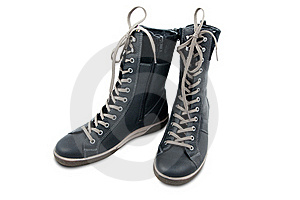 Comfortable Shoes Royalty Free Stock Image - Image: 21299826