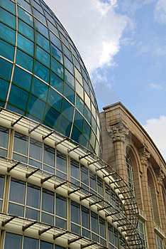 Modern Office Building Royalty Free Stock Photography - Image: 2136007