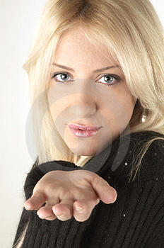 Kiss For You Royalty Free Stock Photography - Image: 2138597