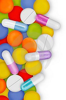 Medicine Royalty Free Stock Photo - Image: 21304245