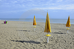 Adriatic Beach Stock Image - Image: 21308971