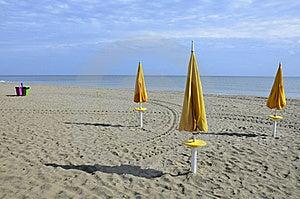 Adriatic Beach Stock Image - Image: 21308971