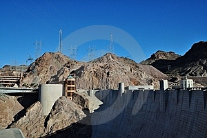 Hoover Dam Royalty Free Stock Photography - Image: 21311907