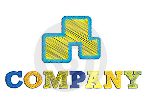 Logo Stock Photo - Image: 21312780