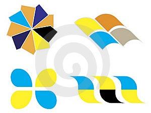 Logos Elements Stock Photography - Image: 21312782