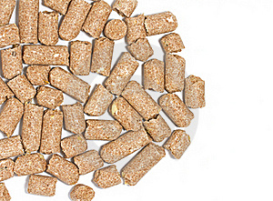 Wheatfeed Pellets Stock Images - Image: 21313234