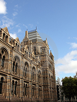 London Nature Museum Royalty Free Stock Images - Image: 21318209