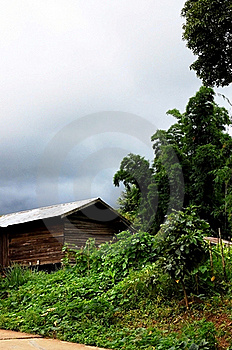 Traditional Hut Royalty Free Stock Image - Image: 21329186