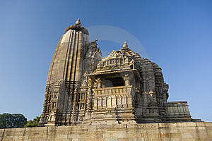 Temple In India Royalty Free Stock Photos - Image: 21329478