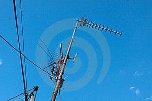 Antenna Stock Photos - Image: 21330013