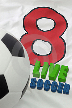 LIVE SOCCER Stock Images - Image: 21332794