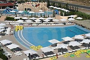 Aqua Land Near Sunny Beach, Bulgaria Stock Images - Image: 21333604