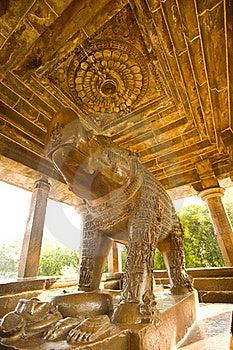 Ranakpur Jain Temple, India Stock Image - Image: 21334141