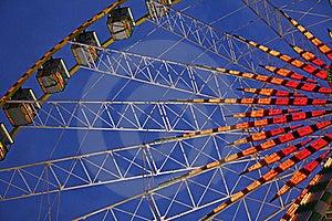 Ferris Wheel Royalty Free Stock Photo - Image: 21335045