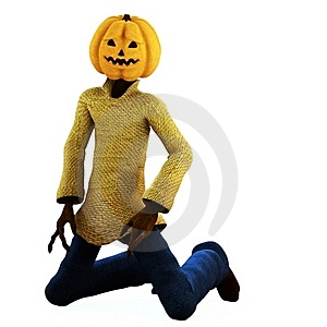 Scary Royalty Free Stock Photography - Image: 21341877