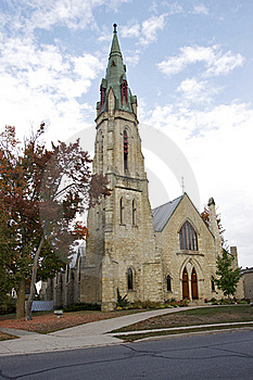 St. James The Apostle Anglican Church, Perth Royalty Free Stock Image - Image: 21357616