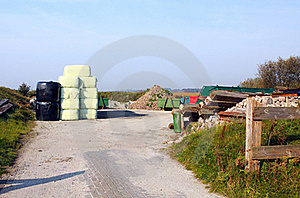 Farm Yard Stock Photography - Image: 21362812