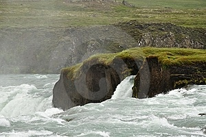 Godafoss Royalty Free Stock Photos - Image: 21365838
