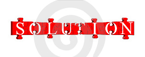 Solution Stock Images - Image: 21368094