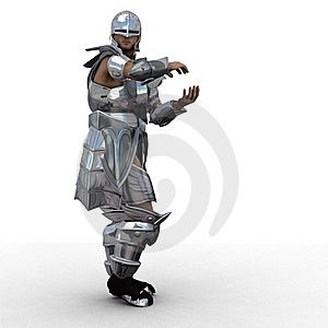 Knight Costume Stock Images - Image: 21368564